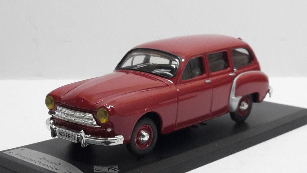 Renault Frégate Domaine 1956 15 Follainville-Dennemont (78)
