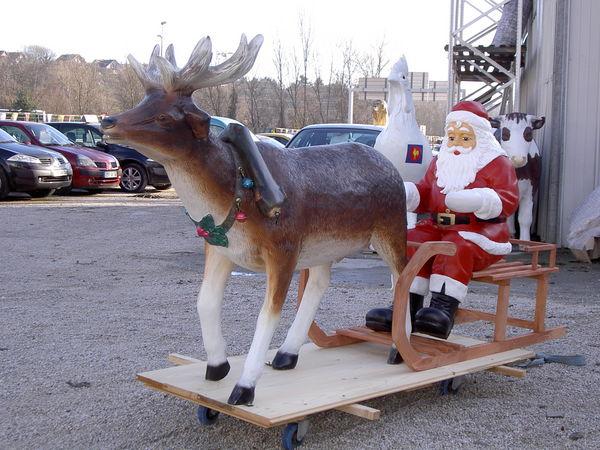 Achetez renne avec p re no l neuf revente cadeau annonce vente pers juss - Cadeau de noel a vendre ...