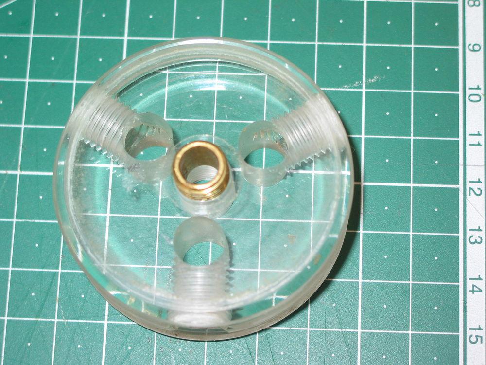 répartiteur nourrice pièces de lampe lustre luminaire vintag 5 Marseille 13 (13)