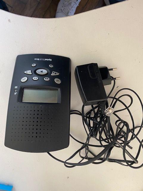 REPONDEUR TELEPHONIQUE NUMERIQUE TIPTEL 215 ECO 10 Mougins (06)