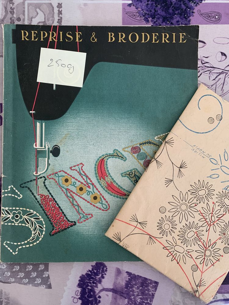 Reprise & broderie 0 Nice (06)
