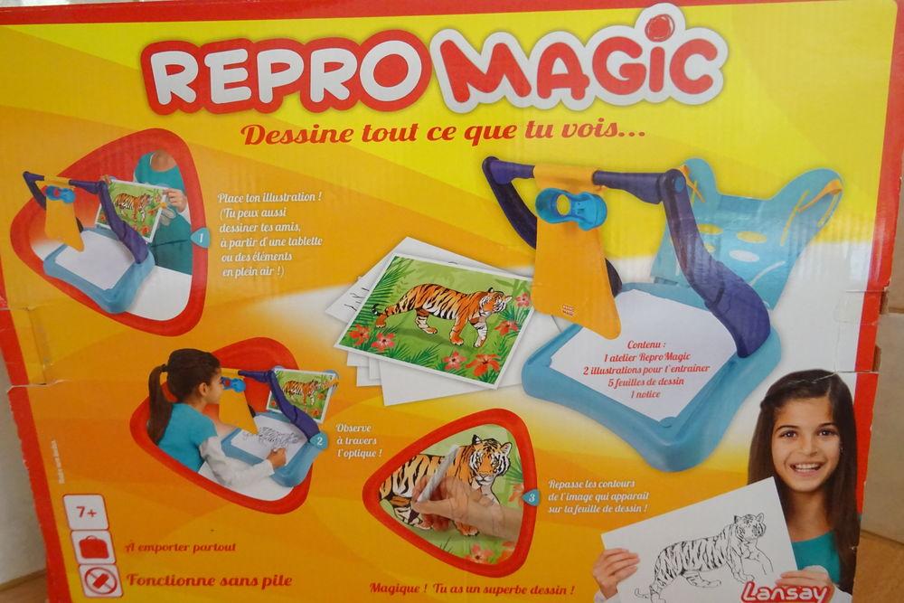 jeu repro magic 7 Angers (49)