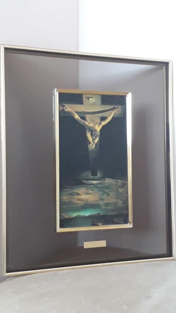 Reproduction de DALI Christ of St John of the Cross 90 Salon-de-Provence (13)