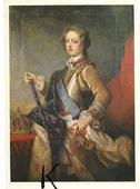 C P M ,Reproduction , Van Loo jean Baptiste , Portrait de Lo 3 Tours (37)