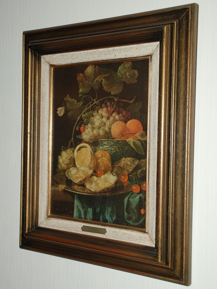 Reproduction    tableau de Joris Van SON 270 Haute-Avesnes (62)