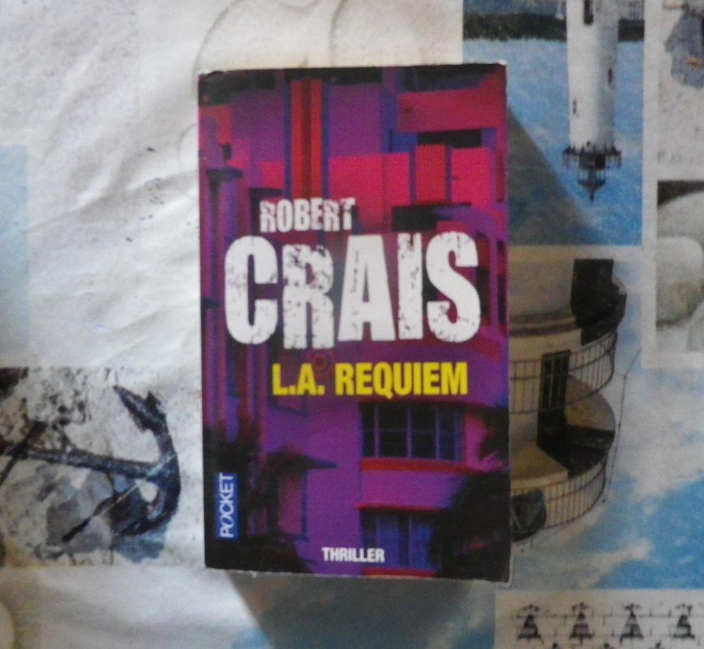 L.A. REQUIEM de Robert CRAIG Ed. Pocket Thriller 2 Bubry (56)