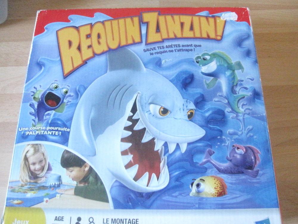 Requin zinzin hasbro 4 Saint-Jean-Pla-de-Corts (66)