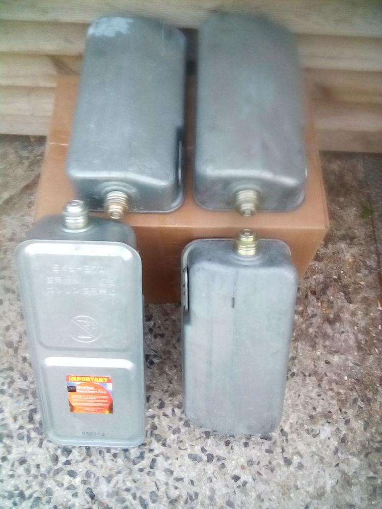 Réservoirs feu á pétrole. 12 Flers-en-Escrebieux (59)
