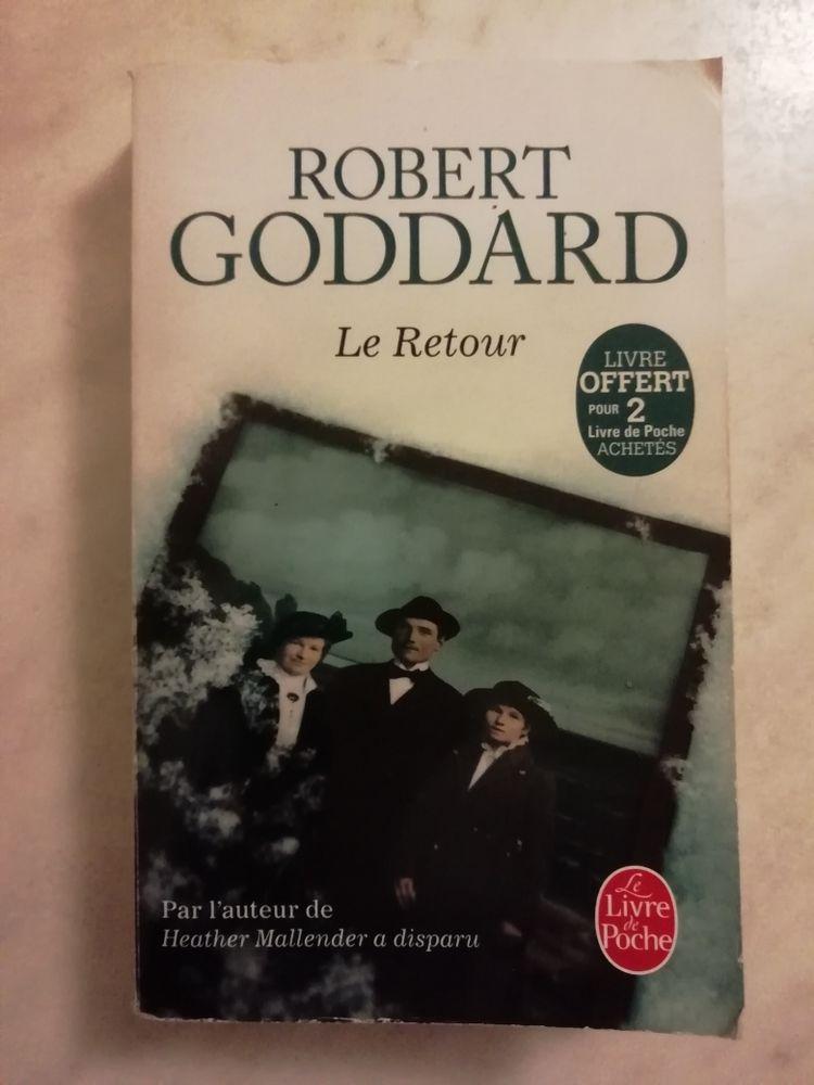 Le retour Robert Goddard 2 Montpellier (34)