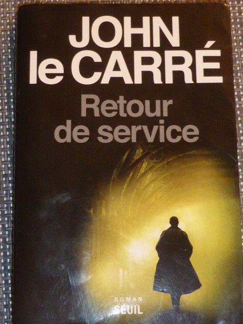 Retour de service John Le Carré 5 Rueil-Malmaison (92)