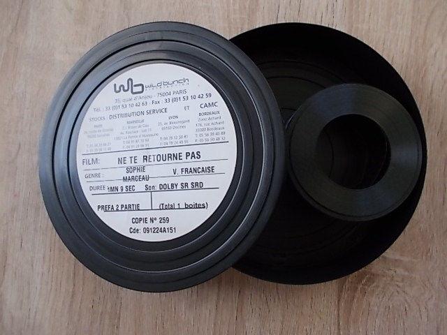 FA 35 mm : NE TE RETOURNE PAS - 259 5 Salignac (33)