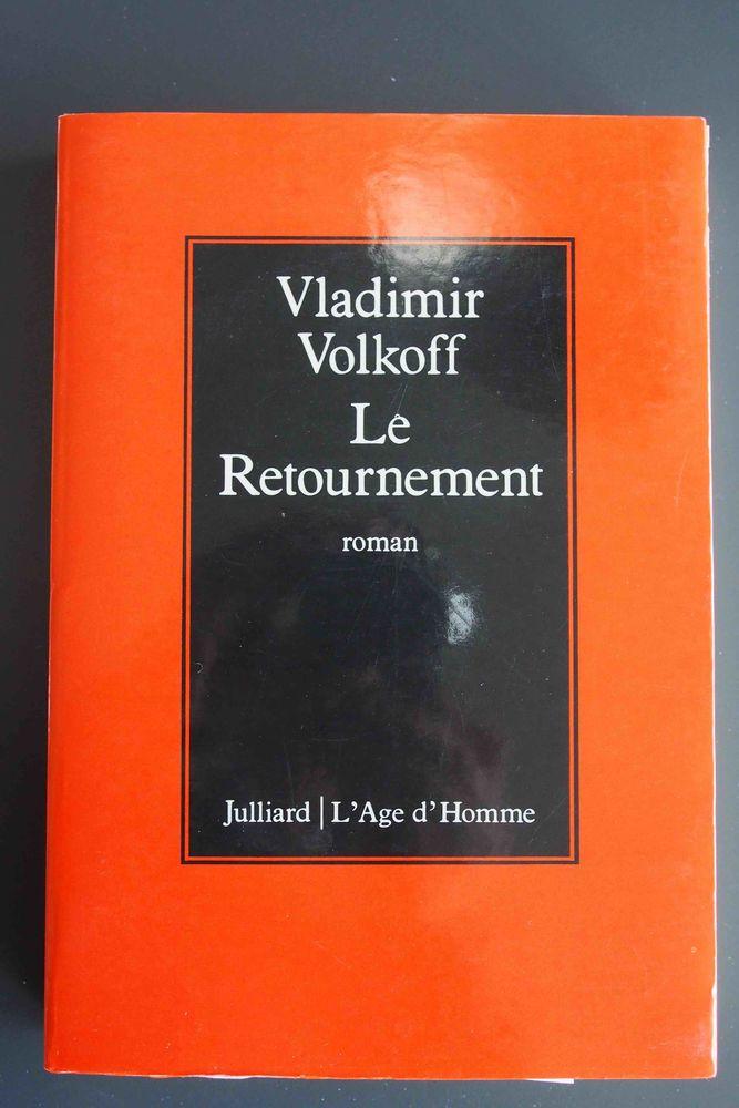 LE RETOURNEMENT - Vladimir Volkoff, 5 Rennes (35)
