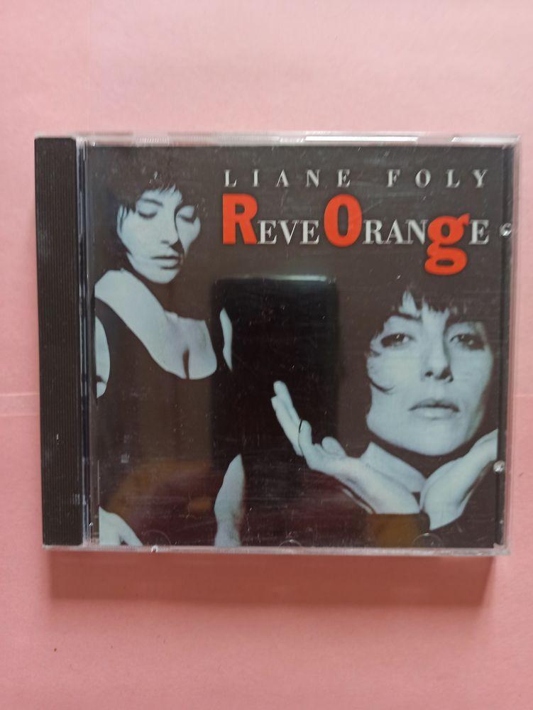 CD Rêve orange CD et vinyles