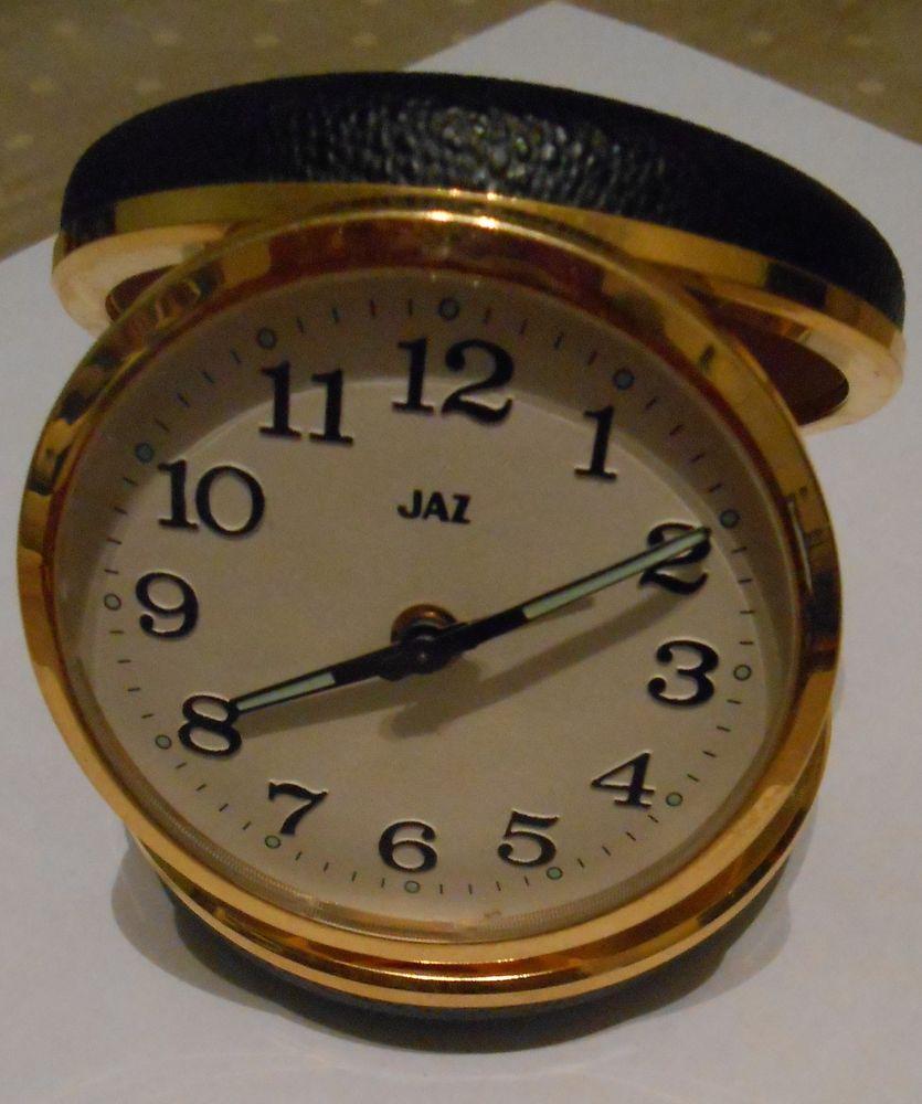 Réveil de voyage JAZ 10 Digoin (71)