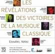 CD    Révélations Victoires Musique Classique     2004