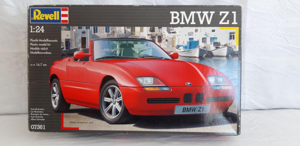 Revell BMW Z1 1/24 25 Pignan (34)