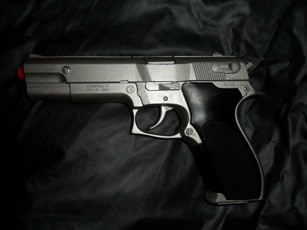 Revolver Gonher 8 Coups Smith 45 15 Versailles (78)