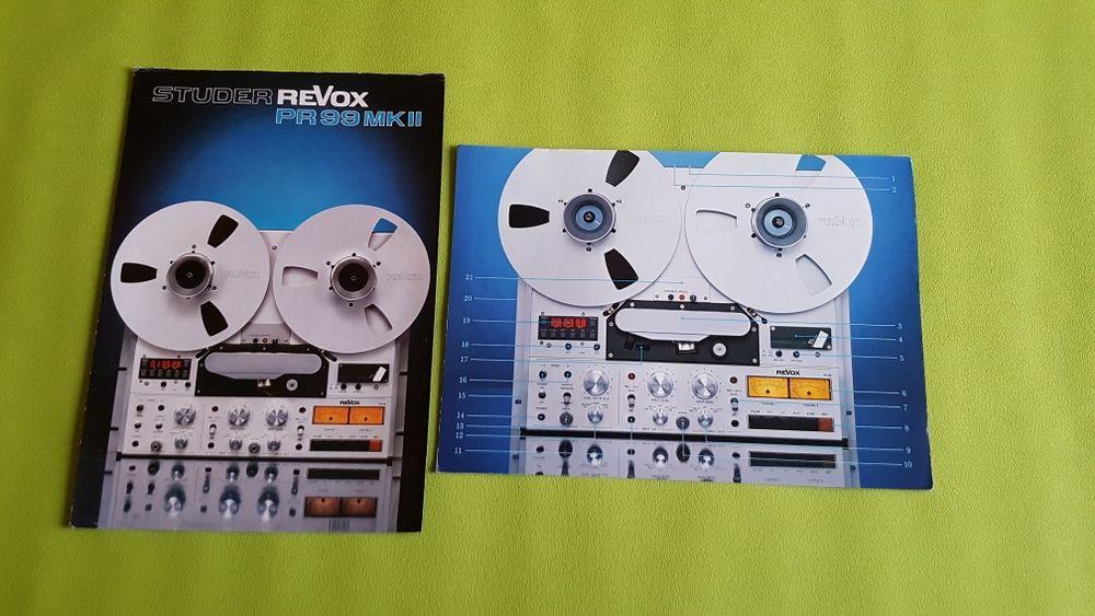 REVOX PR 99 MK II 0 Toulouse (31)