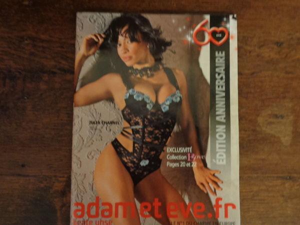 revue Adam et eve,édition anniversaire 6 ans,collector, 3 Ondres (40)