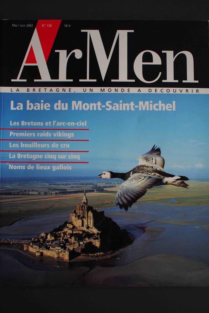 REVUE ARMEN N°128  4 Rennes (35)