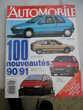 Revue l'automobile magazine