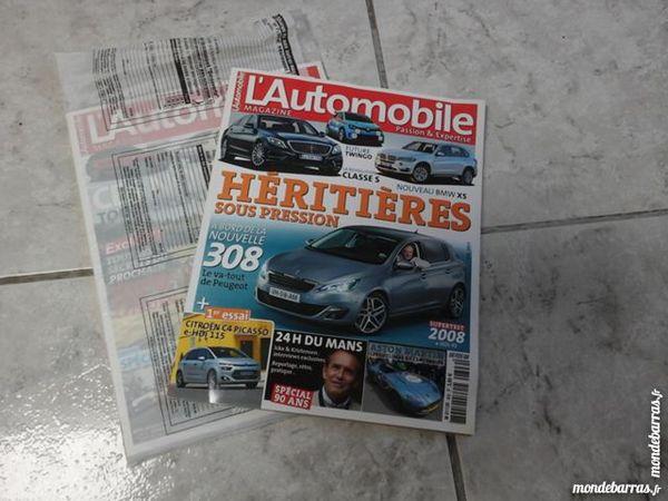 revue d'automobiles magazines 20 Lomme (59)