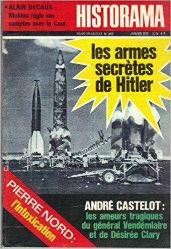 Revue Historama 3 Rouen (76)