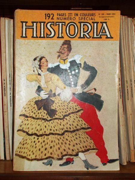 Revue Historia - Décennies 1950 à 2010 0 Tarascon-sur-Ariège (09)