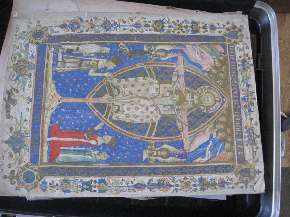 Revue L'Illustration NOEL 1932 20 Saint-Antoine-l'Abbaye (38)