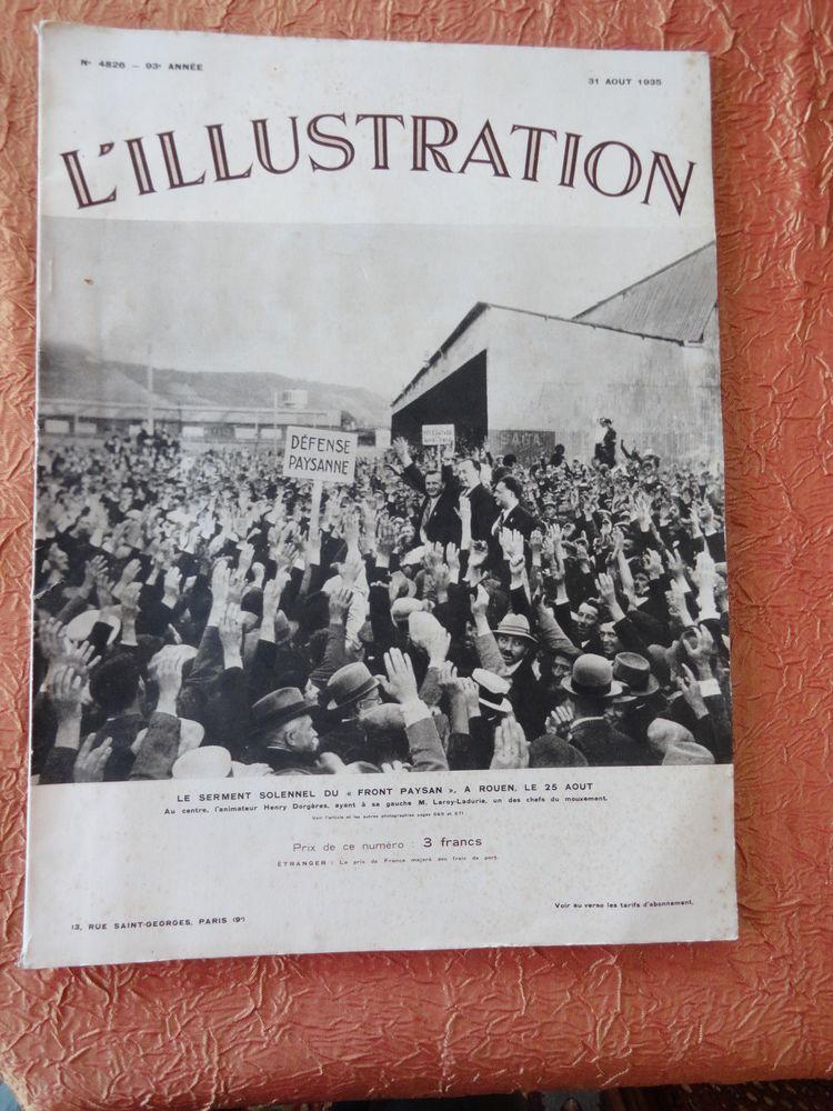 Revue L ' ILLUSTRATION 0 Mulhouse (68)