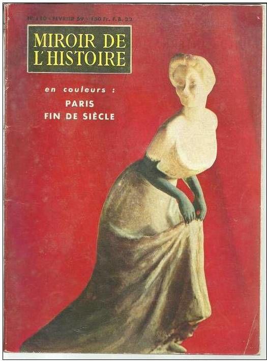 Revue  Miroir de l'Histoire  (N°110 - Février 1959) 2 Montauban (82)