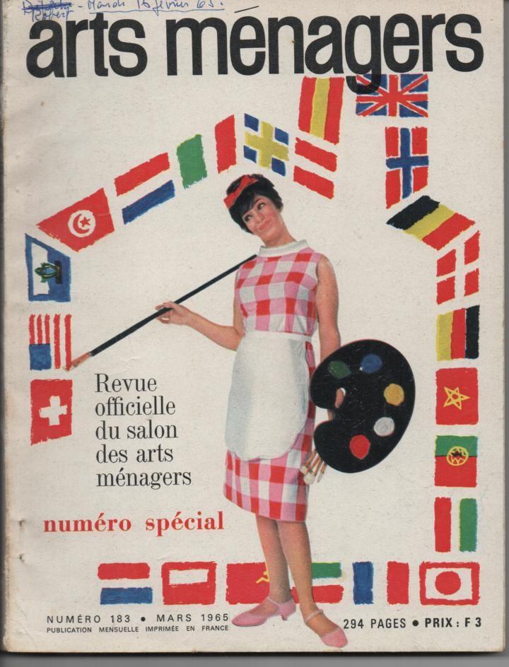 Revue officielle du salon des arts ménagers NUMERO SPECIAL n 12 Montauban (82)
