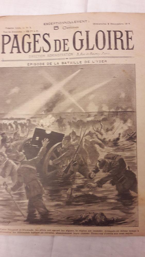 Revue PAGE DE GLOIRE 0 Épinay-sur-Orge (91)