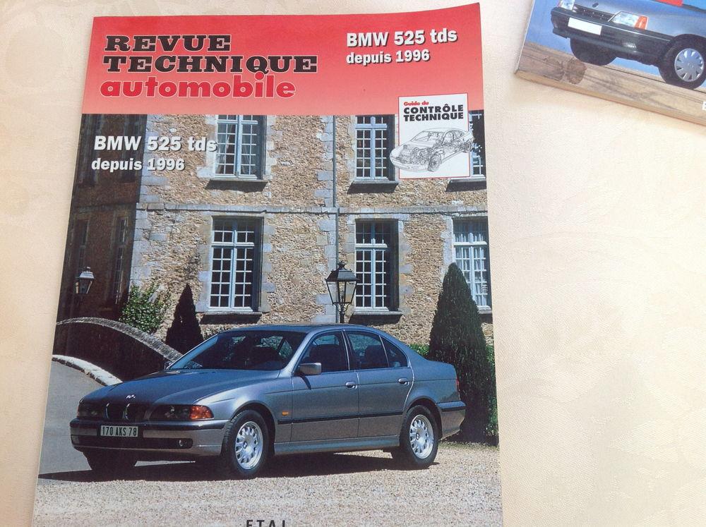 Revue technique automobile BMW 525tds depuis 1996 10 Thélus (62)