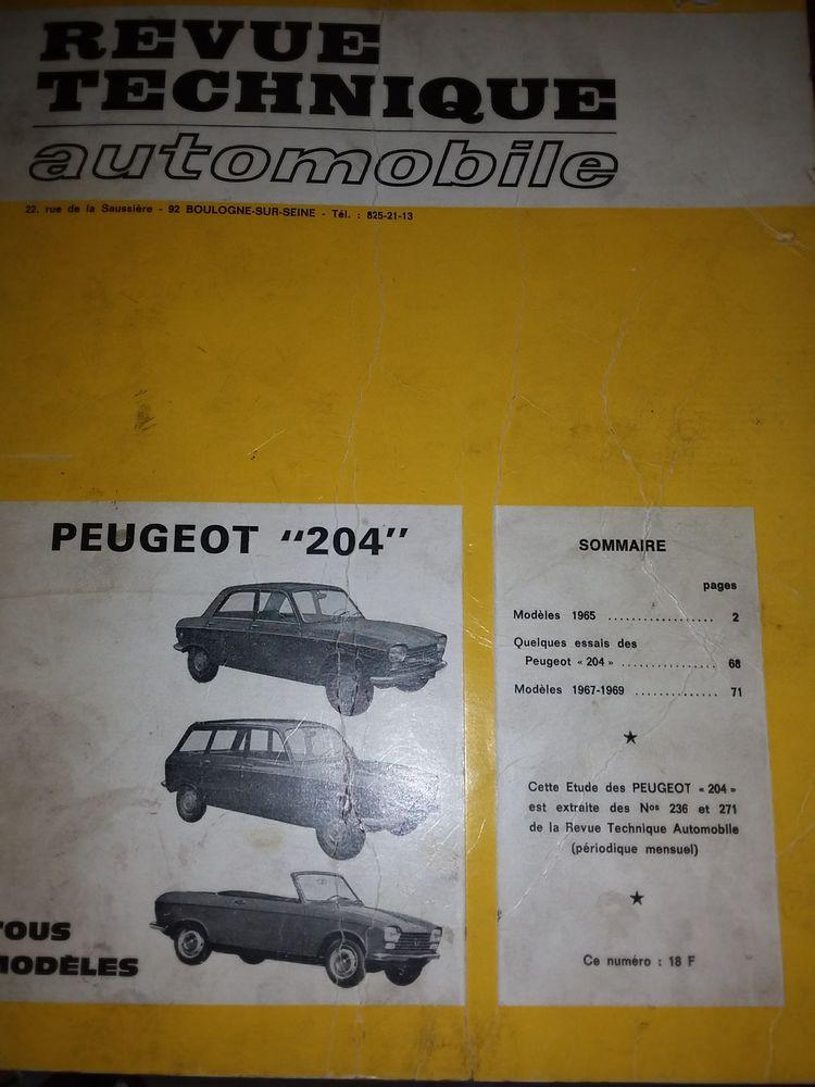REVUE TECHNIQUE AUTOMOBILE 5 Bobigny (93)