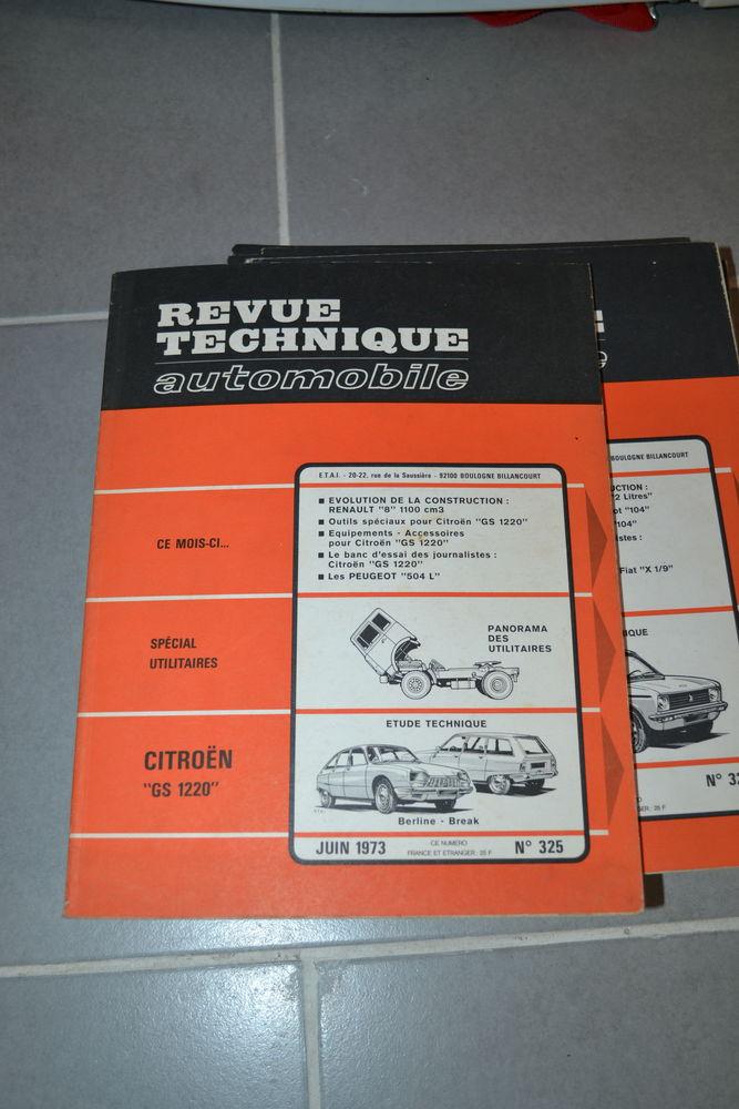 revue technique automobile 8 Saint-Romain-de-Colbosc (76)