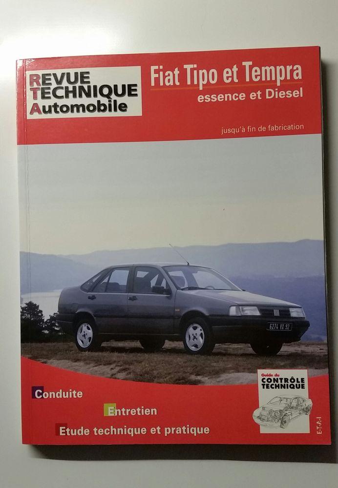 Revue Technique Automobile Fiat Tipo et Tempra 15 Vincennes (94)