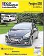 Revue technique 208 HDI 1L6 1L4 350 pages