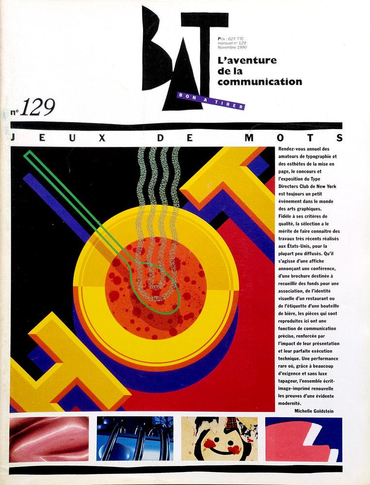 Revue BAT (Bon A Tirer) 0 Concarneau (29)