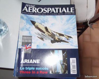 LOT REVUES AEROSPATIALE 89 Saint-Victoret (13)