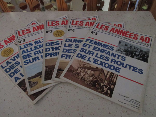 112 REVUES des ANNEES 40 0 Charny (89)
