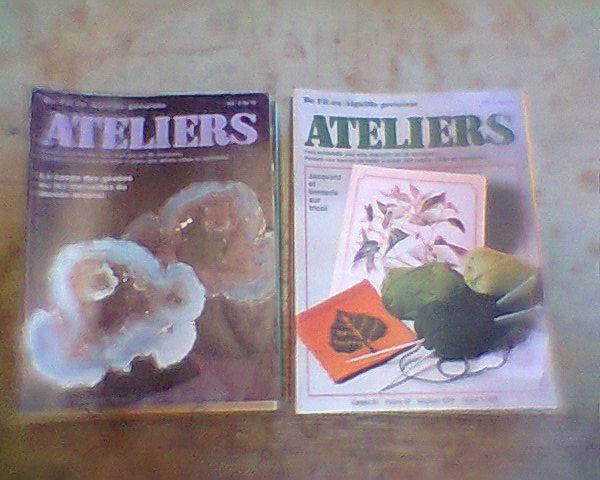 Revues Atelier 0 Le Broc (06)