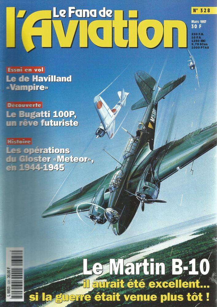 REVUES SUR L AVIATION - LE FANA DE L AVIATION 3 Chuignolles (80)