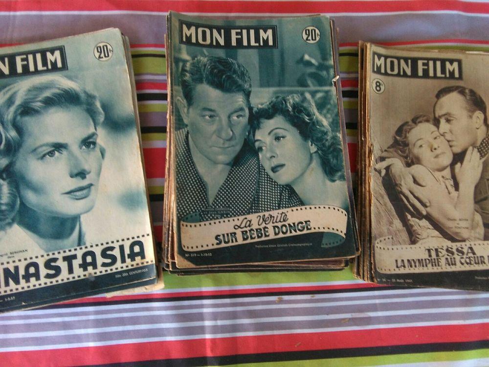 Revues Mon Film 0 La Jubaudière (49)