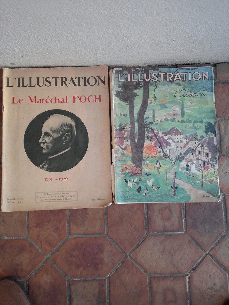 REVUES  L'ILLUSTRATION 50 Flers (61)
