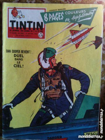 revues journal de tintin 1960 et 1961 80 Cassaigne (32)