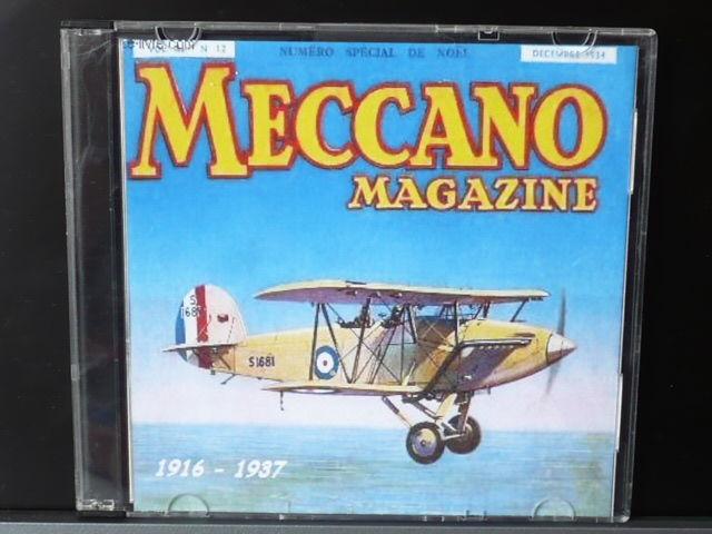 620 revues notices manuels de montage jouets Meccano sur CD CD et vinyles