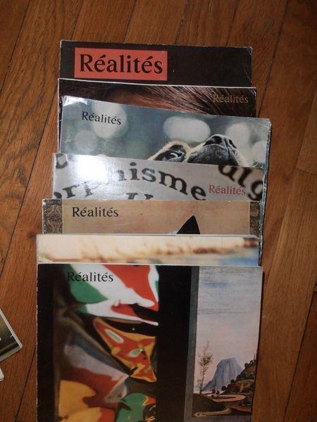 10 revues   Réalités  des années 50 20 Brive-la-Gaillarde (19)