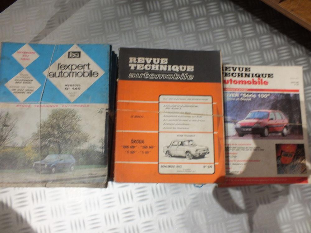 REVUES TECHNIQUES AUTOMOBILE 350 Aubusson (23)