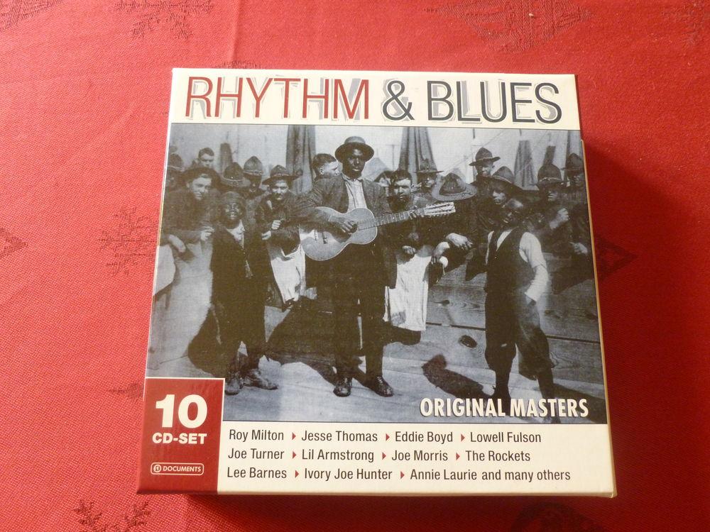 Rhythm and blues CD 15 Thiais (94)